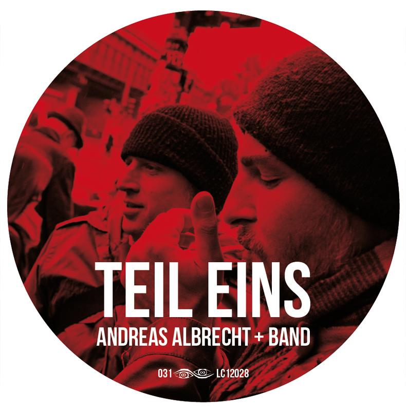Andreas Albrecht Teil Eins Andreas Albrecht Christian Bennat CD Layout