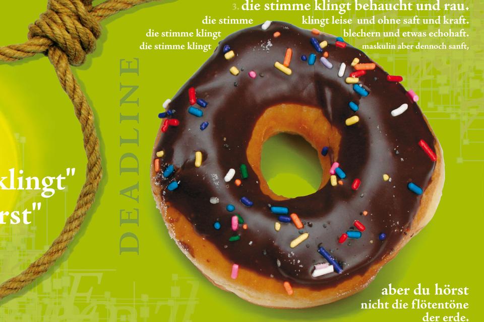 Deadline Bov Bjerg Andreas Albrecht Christian Bennat CD Booklet Design