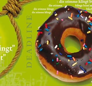 Bov Bjerg – Deadline * Hörbuch CD