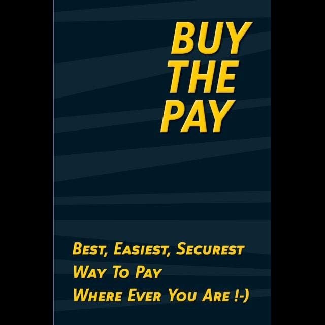 BuyThePay Buy The Pay Christian Bennat Konzept Design UX UI
