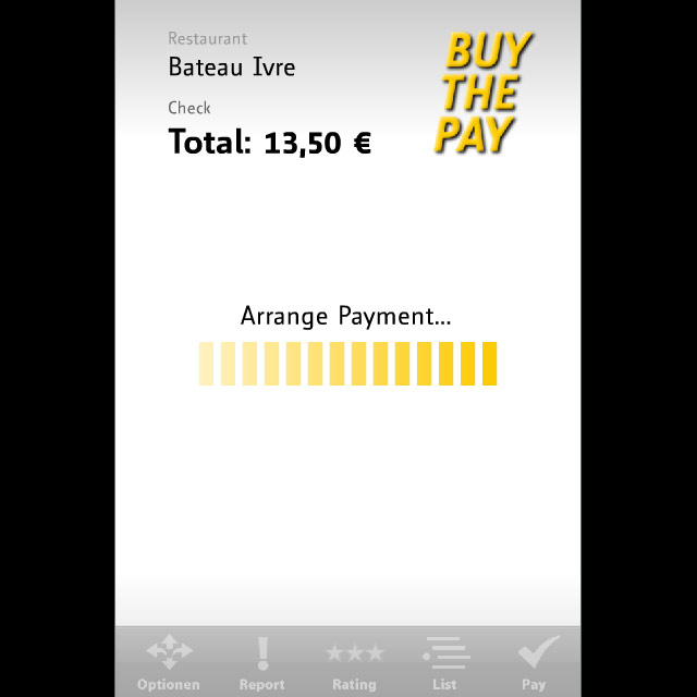 BuyThePay Buy The Pay Christian Bennat Konzept Design UX UI