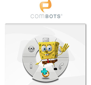 Combots WebWidget * Flash App