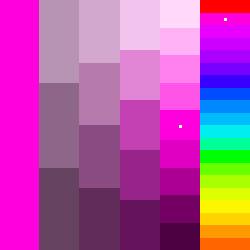 Companion Colorpicker Color Picker Christian Bennat Responsive Design HTML JS UX UI