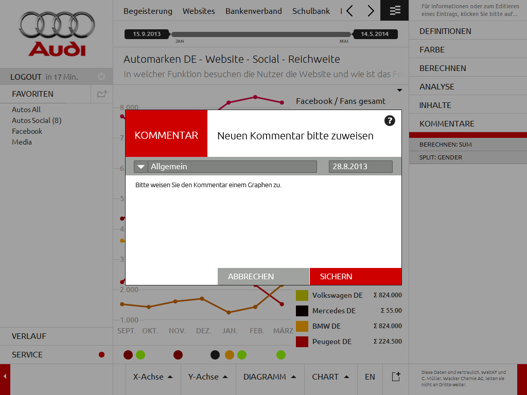 Companion WebXF Allmediacockpit Christian Bennat Complex Responsive Design Flash Dummy UX UI