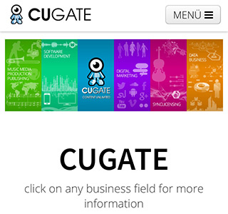 Cugate Banner Design