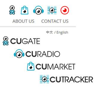 Cugate Logo Design