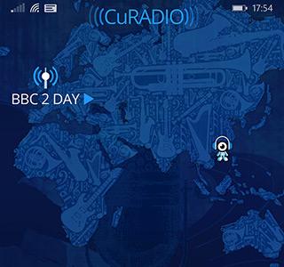 Cugate Radio App I * App Design