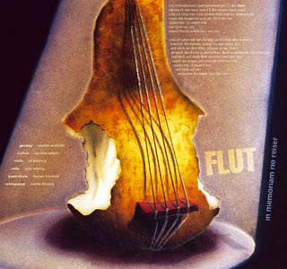 Flut * Musik CD Layout