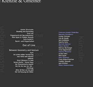 Galerie Gmeiner & Kienzle