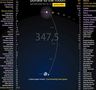 Moonmiles OpenMoon GLXP
