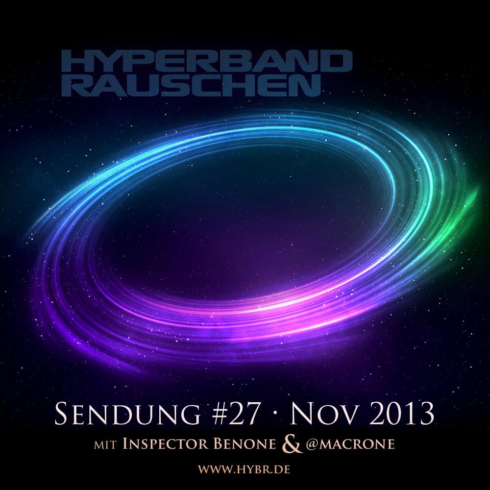 HyperbandInsp Podcast Insp. Benone Christian Bennat Mirko Fichtner Krimi Interview