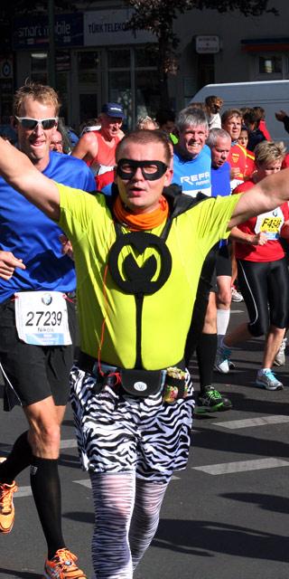Marathon Man Berlin Marathon Christian Bennat Life 2012
