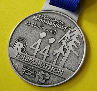 Rensteiglauf 2016 * Halb-Marathon