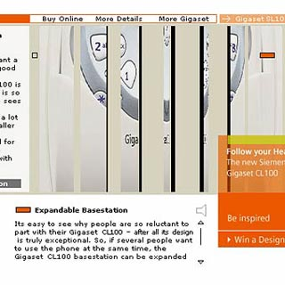 Siemens SL100 CL100 Raumstation Bennat Flash Programmierung