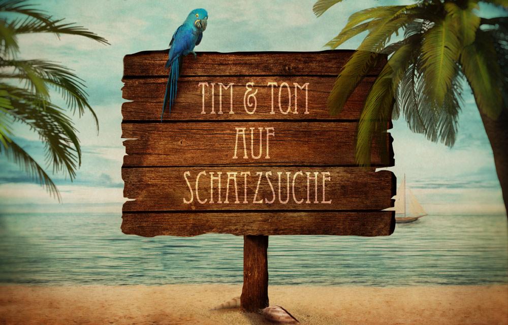 Tim Tom Schatzinsel Bennat Hörspiel Impro Sam Samual Bohrmann