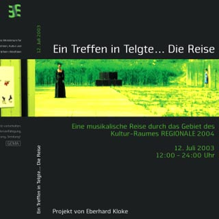 Treffen in Telgte Bennat CD ROM Design Flash UX UI