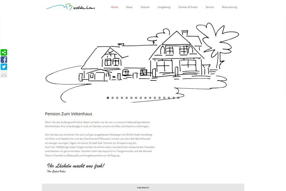 WP 2015 Bennat Website WordPress