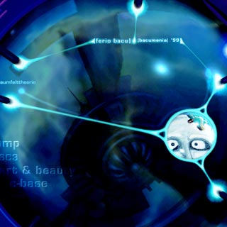 c-base Art-Beauty CD-ROM Christian Bennat Design Konzept Projekt Programmierung UX UI Multimedia Director