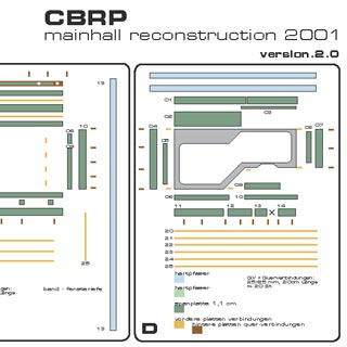 c-base Reconstruction Projekt Design Architektur Bau Christian Bennat