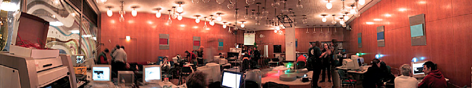 17C3 CCC Chaos Computer Congress c-base Art & Beauty Art&Beauty Christian Bennat Event Konzept