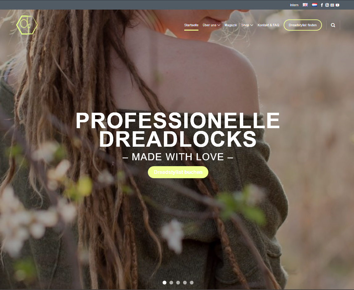 Dreadfactory, WordPress, Christian Bennat, Design, Programmierung, Wartung, Berlin, Friedenau