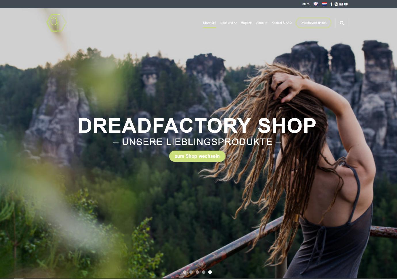 Dreadfactory, WordPress, Christian Bennat, Design, Programmierung, Wartung, Berlin, Friedenau