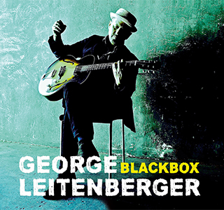 Blackbox / George Leitenberger * Musik CD Layout
