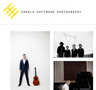 Harald Hoffmann Photography * WordPress Wartung
